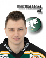 Alexander Tkachenko #8